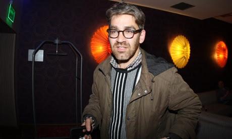 US journalist Simon Ostrovsky arrives in Ukraine.