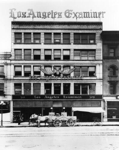 Los Angeles Examiner Building