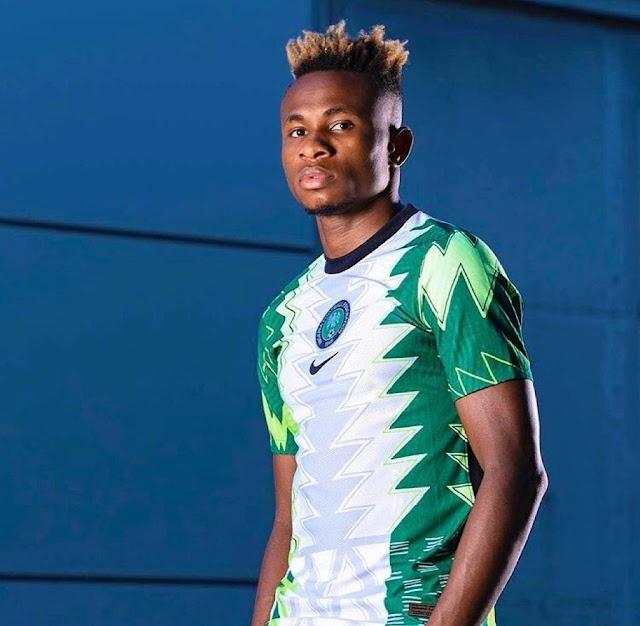 Ndidi, Iwobi, Oshoala, Others Dazzle As They Model The New Nigeria 2020-2022 Jersey