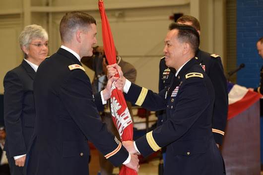 Jones becomes 65th commander of Nashville District