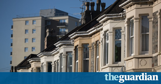 Houses more affordable across half of UK now than in 2007 | Business | The Guardian