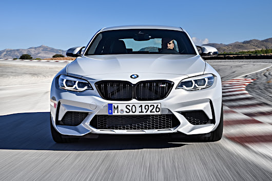 2019 BMW M2 Competition Makes 405 HP - Motor Trend