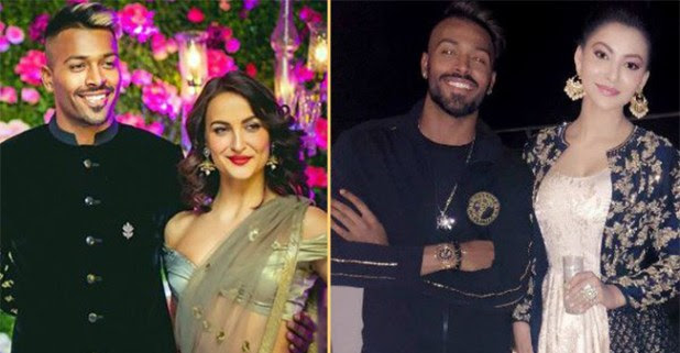 Hardik Pandya's Long List Of Link-Ups With B-Town Celebrities Will Surprise You All
