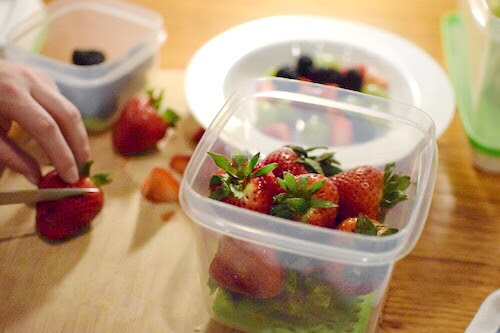 Rubbermaid's FreshWorks Containers Are The Perfect Fit | Controlled Confusion