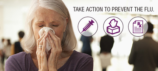 Take time to get a flu vaccine.
