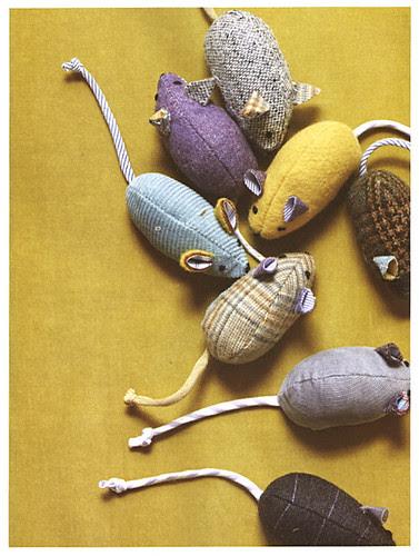 Menswear mice