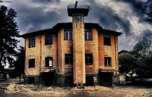 Hospital Carolina Doursther de Tocornal by Alejandro Bonilla