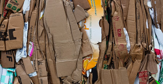 Where to Recycle Packaging Material in Philadelphia