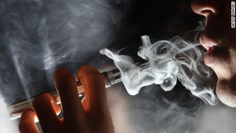 E-cigarette poisonings in kids skyrocket