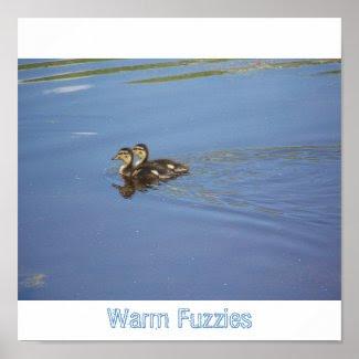 Warm Fuzzies Print