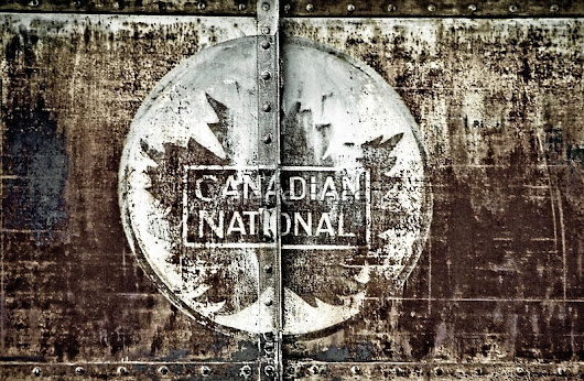 'Canadian National'  by Valerie Rosen