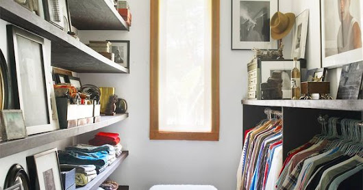 12 Walk-In Closets We Never Want to Walk Out Of
