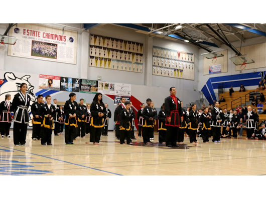 Winners: Dublin Martial Arts School takes top honors at regional Tournament