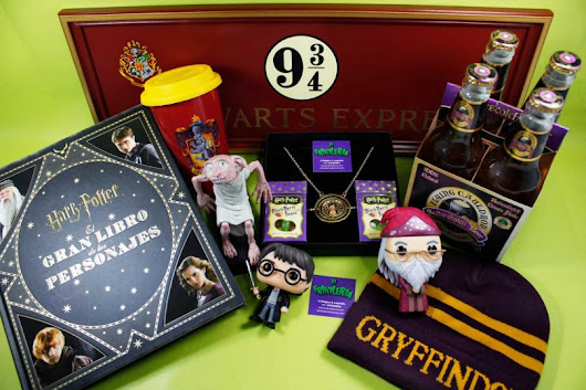 Sorteo Harry Potter Bisiesto