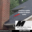 Roof Repairs & Replacements - Metropolitan Design/Build