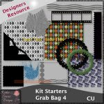 Kit Starters Grab Bag 4 - CU Templates