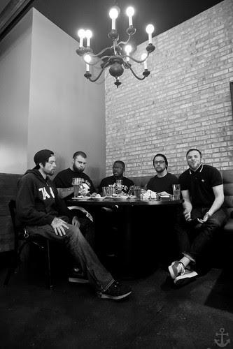 Oceano 2012 Promo Session//Chicago, IL