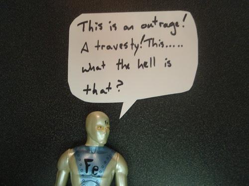 ferro lad's travesty