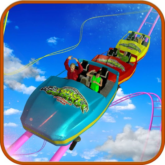 Download Amusement Park Roller Coaster Ride Adventure for Mac Free