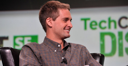 Snapchat's Ads Are Almost Here, Says Evan Spiegel