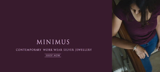 Minimus – Contemporary Work Wear Silver Jewellery