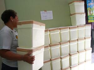 Para o Maranhão foram repassadas 960.900 doses da vacina contra a pólio (Foto: De Jesus/ O Estado)