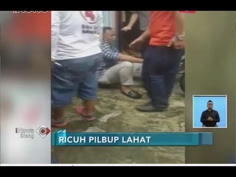 Video Viral Anggota DPRD Lahat Dikeroyok Massa
