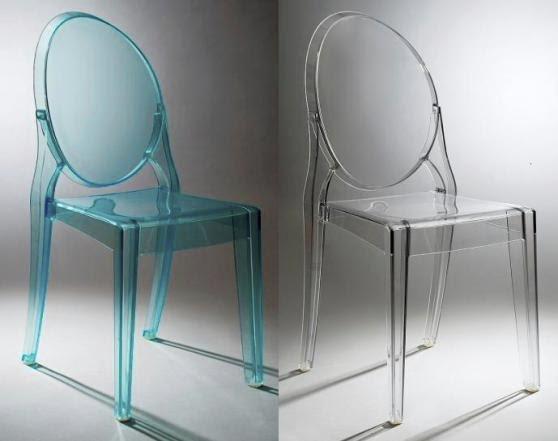 Advanced Interior Designs - Ghost Chair