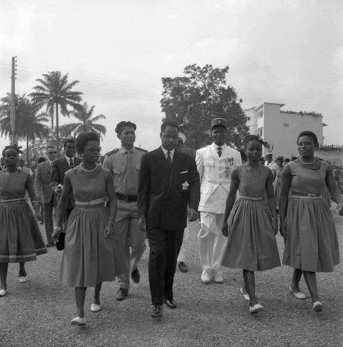 Ahidjo_Place_independance__Jan_1960