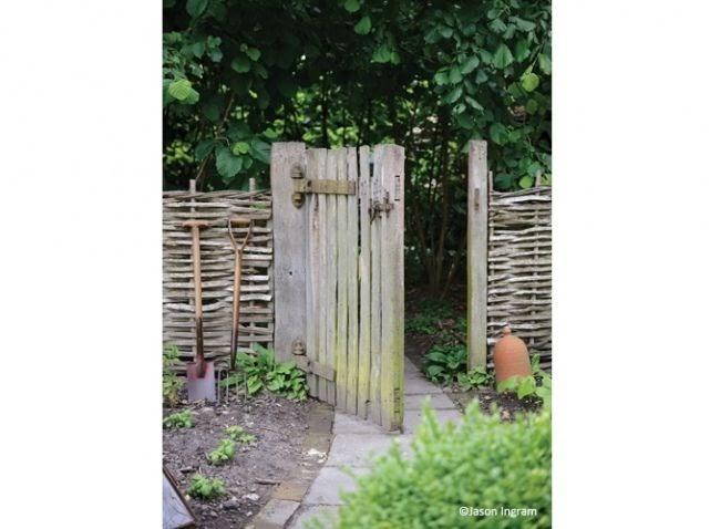 Alpinepoppy jardin anglais portail for Jardin anglais