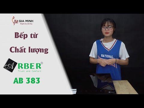 Tìm hiểu bếp từ Arber AB 383 - dòng bếp chất lượng chưa đến 10 triệu đồng