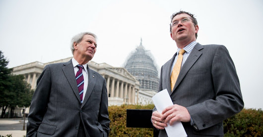 These 2 Want to Push Boehner Out of Hill Digs, Big Benefits