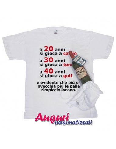 Frase Anni 30 Compleanno