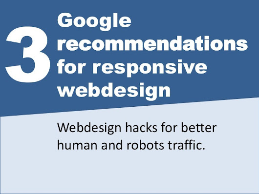 3 Google-Responsive-Webdesign-Hacks
