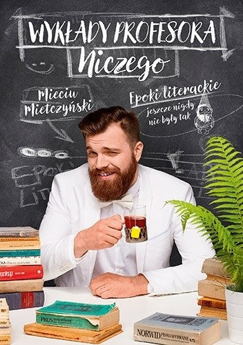 Okładka książki Wykłady Profesora Niczego