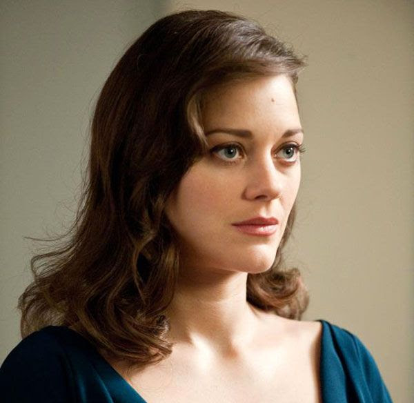 Marion Cotillard as Miranda Tate/Talia al Ghul in THE DARK KNIGHT RISES.
