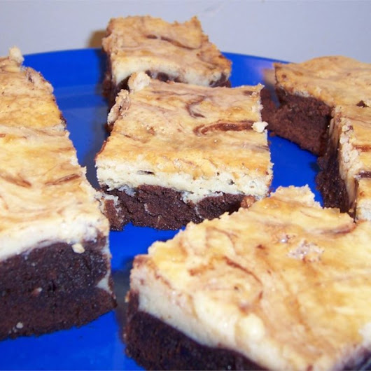 Cheesecake Topped Brownies Photos - Allrecipes.com
