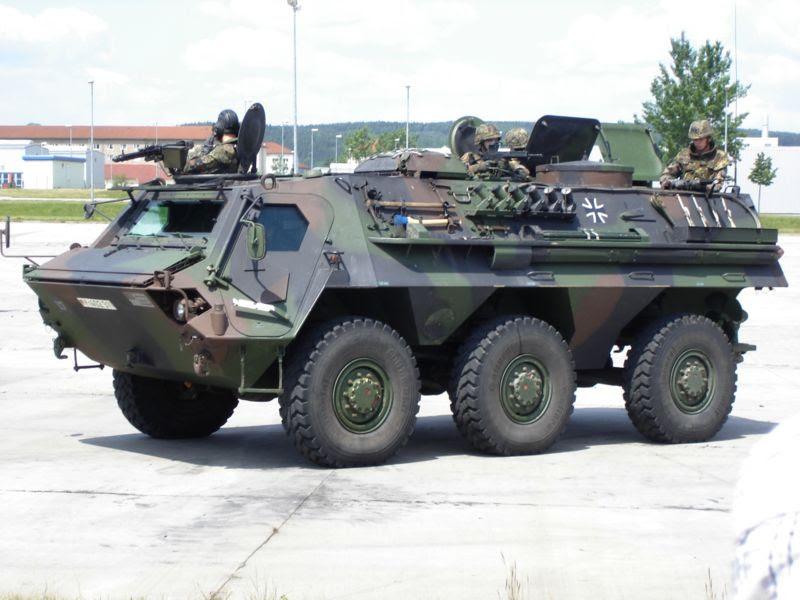 Alemania aumenta sus ventas de armamento a Argelia