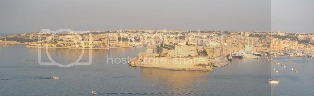 Valletta Grand Harbor Malta Travel Blogger