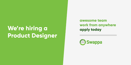 Swappa is hiring a Product Designer – Swappa Blog