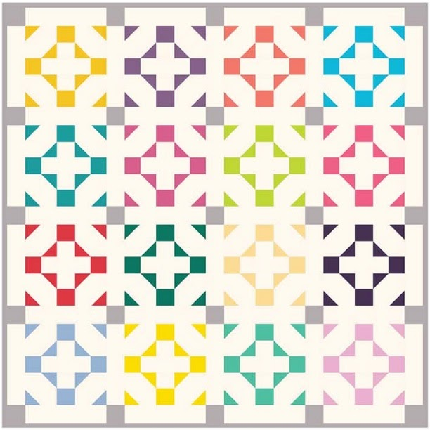 Happy Quilting: Free Patterns - Hang Time and Peaks and ...