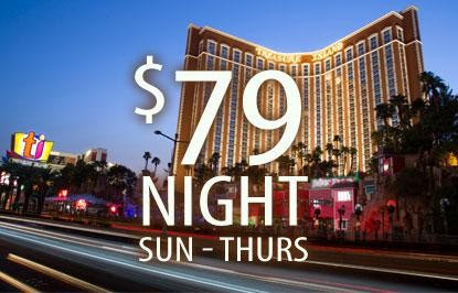 Las Vegas Deals, Special Offers | Las Vegas Promotions - Treasure Island