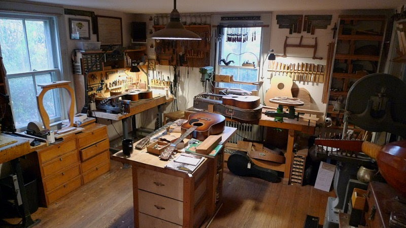 the luthiers workshop george youngblood