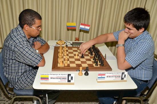 Neuris Delgado vs Marcelo Villalba