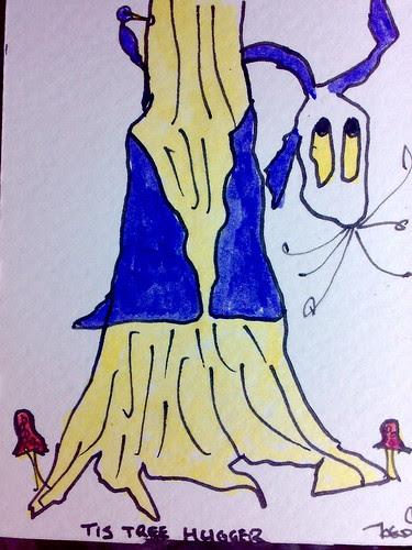 Tis Tree Hugger ii