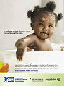 National Infant Immunization Week's national poster in English