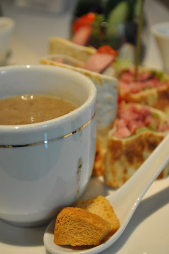 tea platter