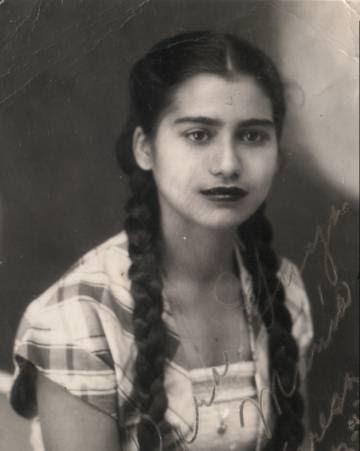María Teresa, la cuarta hermana Mirabal, asesinada el 25 de noviembre de 1960.