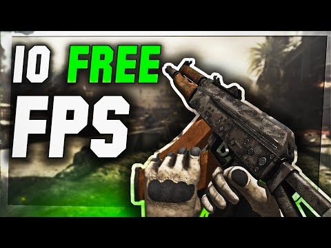 First Person Shooters - Free Multiplayer Online Games