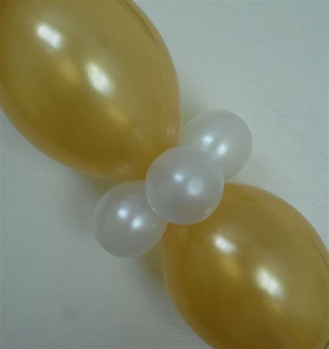 GOLDEN WEDDING BALLOON FLOOR ARCH   50TH ANNIVERSARY PARTY